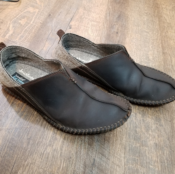 Timberland Other - Timberland Front Country Lounger slip on sz 8